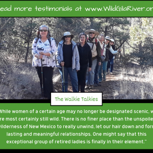 Voices of the Gila Walkie Talkies