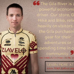 Voices of the Gila Chris Schlabach