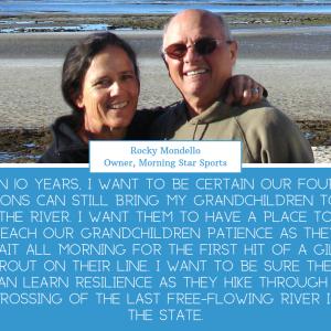 Voices of the Gila Rocky Mondello