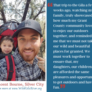 Voices of the Gila Vyncent Bourne