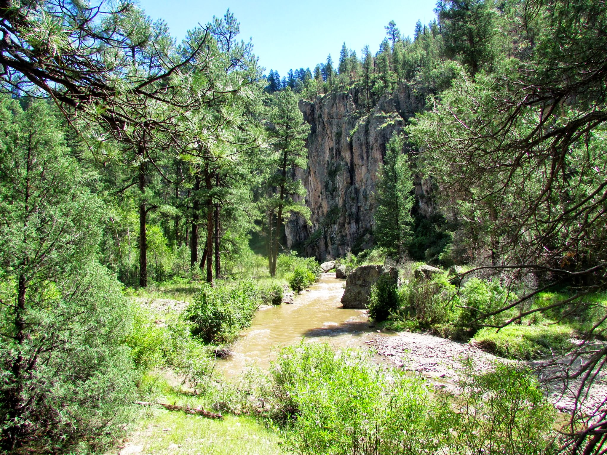 Legislation to Protect the Gila and San Francisco Rivers Takes Important Step Forward