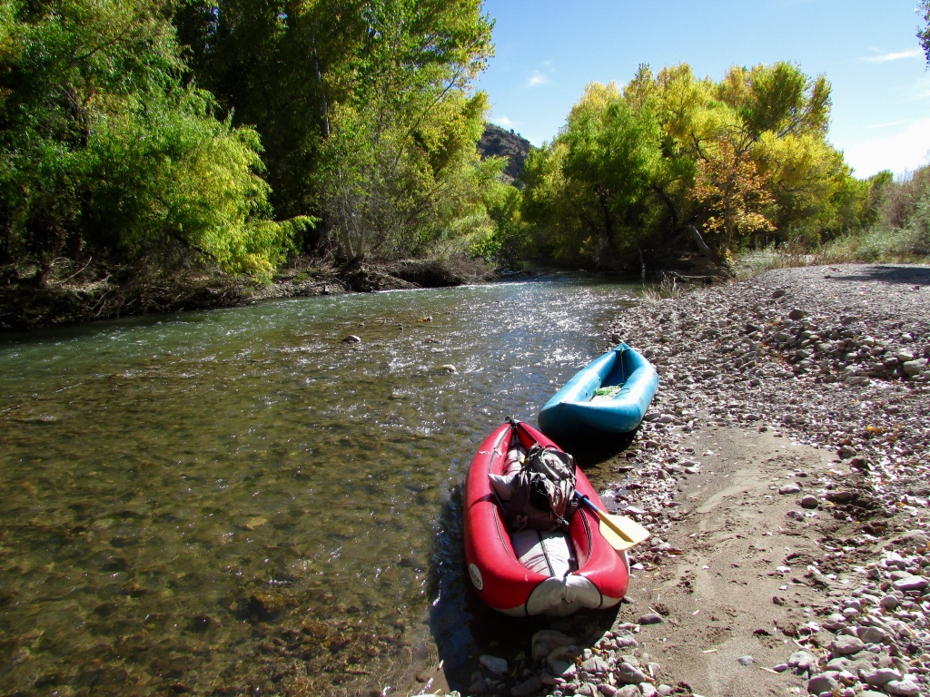 New Mexico's U.S. senators propose Gila River protections