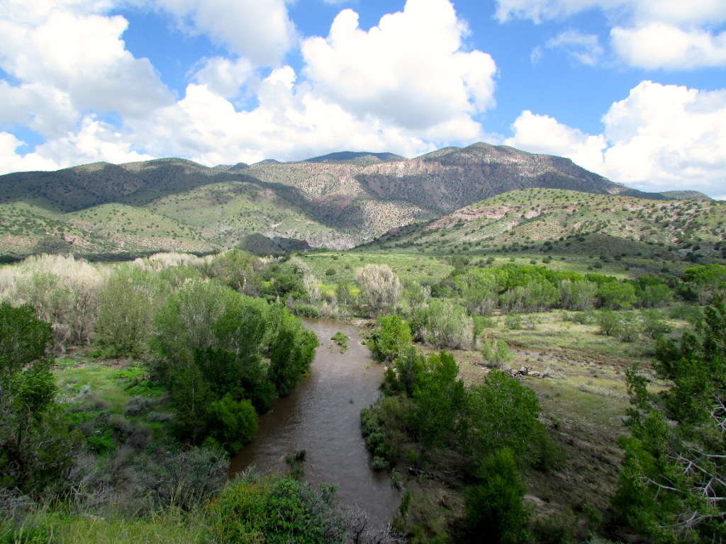 Celebrate the Gila River during this year's wilderness anniversary