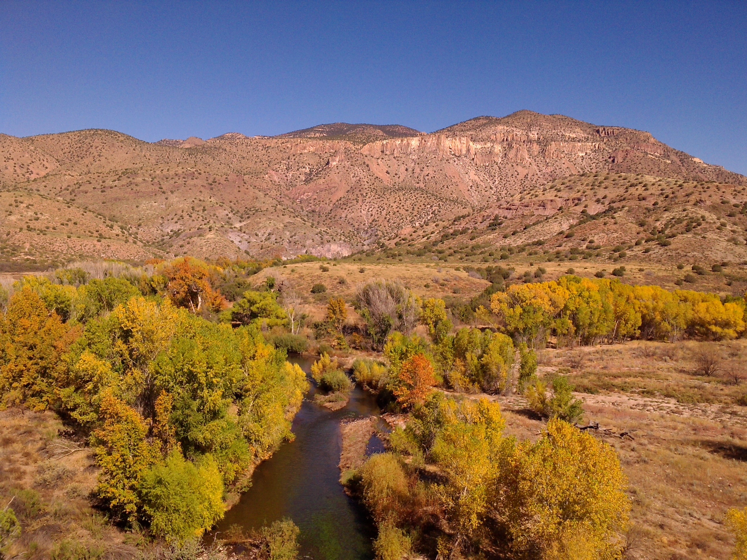 Preserving the Gila River: Conservatives turn over a new leaf